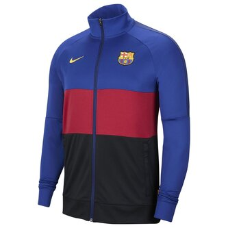 FC Barcelona Jacket 20/21 Mens