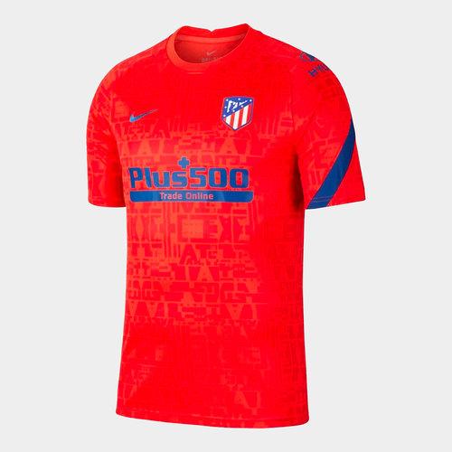 Atletico Madrid Pre Match Shirt 20/21 Mens