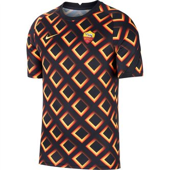 AS Roma Pre Match Shirt 20/21 Mens