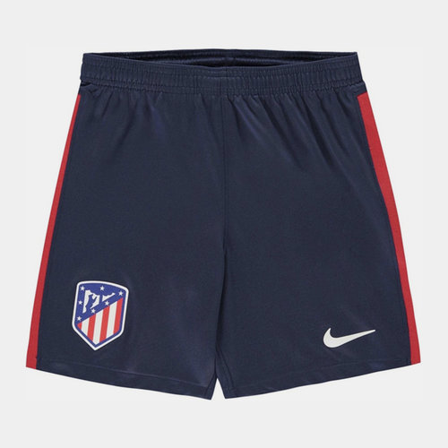 Atletico Madrid Home Shorts 20/21 Junior