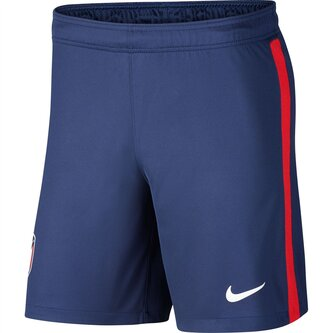 Atletico Madrid Home Shorts 20/21 Mens