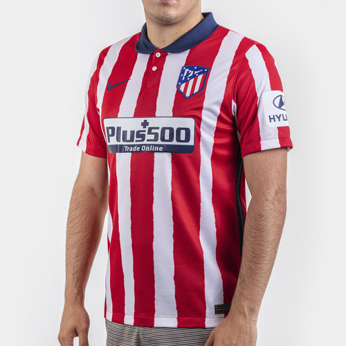Atletico Madrid Home Shirt 20/21 Mens