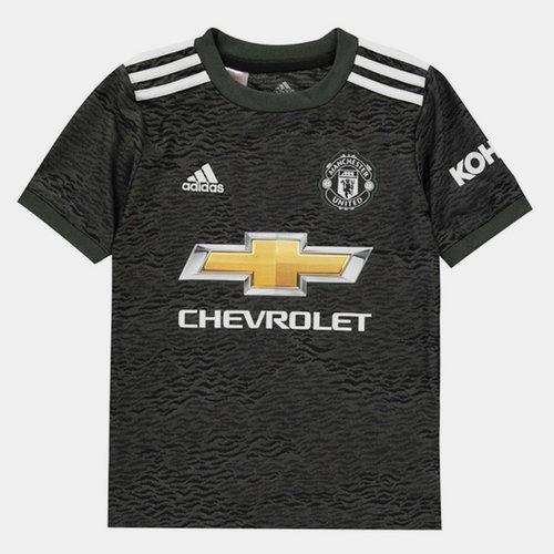 Manchester United Away Shirt 2020 2021 Junior