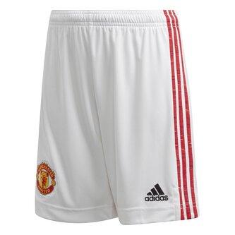 Manchester United Home Shorts 20/21 Kids
