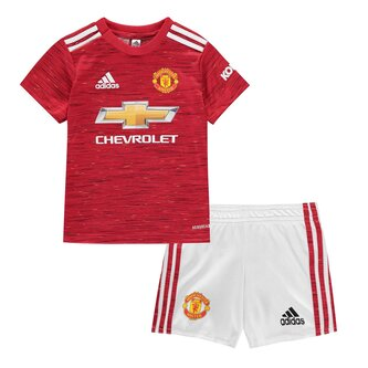 Manchester United Home Baby Kit 20/21