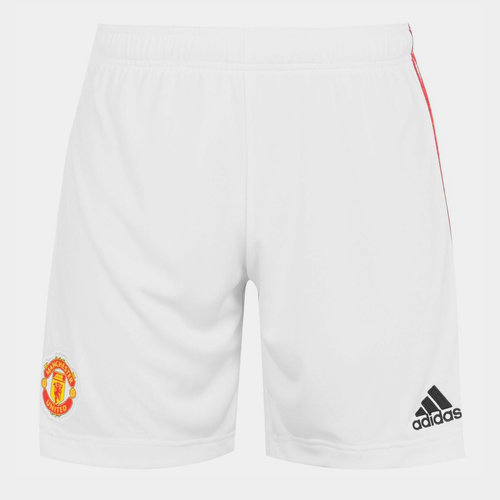 Manchester United Home Shorts 20/21 Mens