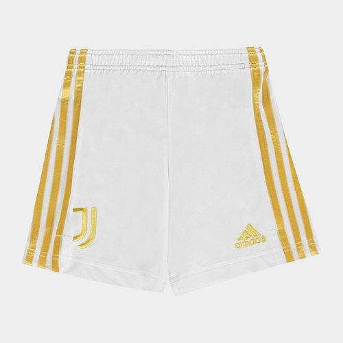 Juventus Home Shorts 20/21 Kids
