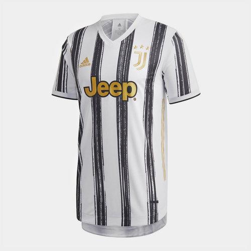 Juventus Authentic Home Shirt 20/21 Mens