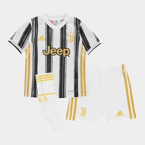 Juventus Home Mini Kit 20/21