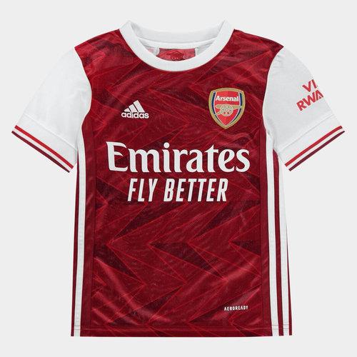 Arsenal Home Shirt 2020 2021 Junior