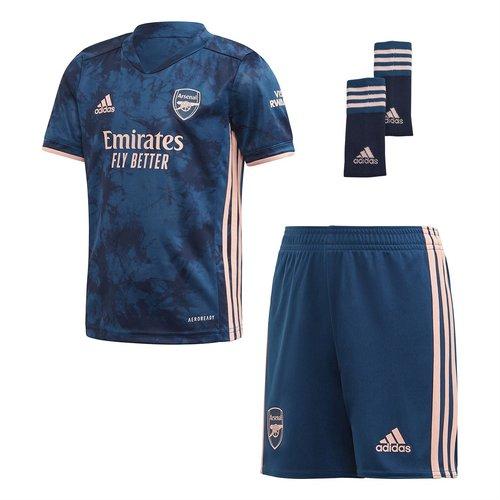 Arsenal Third Mini Kit 20/21