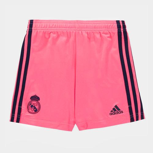 Real Madrid Away Shorts 20/21 Kids