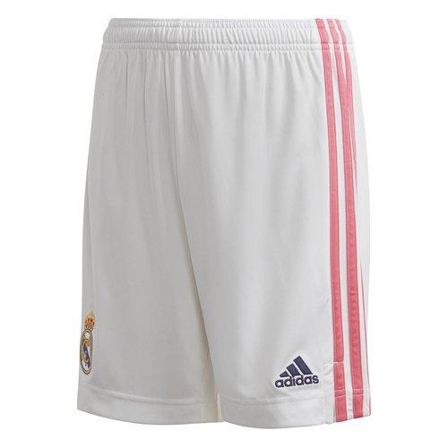Real Madrid Home Shorts 20/21 Kids