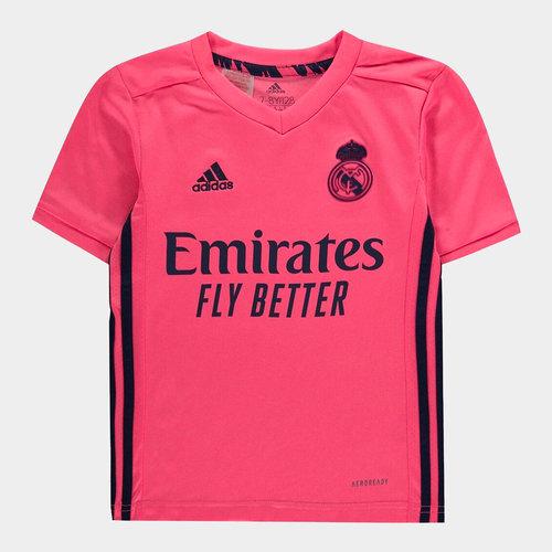 Real Madrid Away Shirt 20/21 Kids