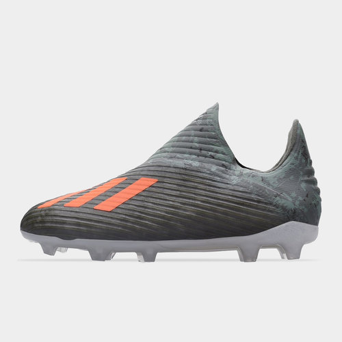 X 19+ FG Junior Football Boots