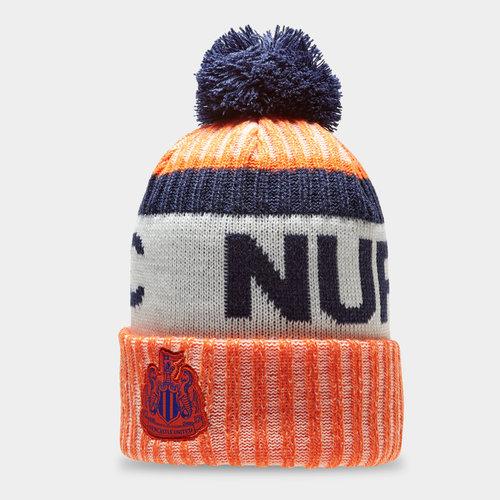 Newcastle United Football Club Bobble Hat