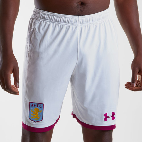 Aston Villa 17/18 Home Football Shorts