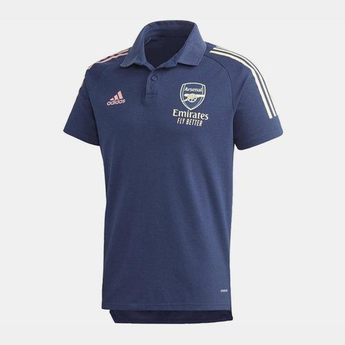 Arsenal Polo Shirt 20/21 Mens