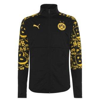 Borussia Dortmund Stadium Jacket 20/21 Mens