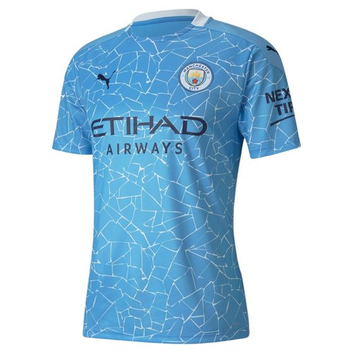 Manchester City Home Shirt 20/21 Mens