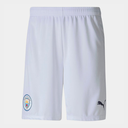 Manchester City Home Shorts 20/21 Mens