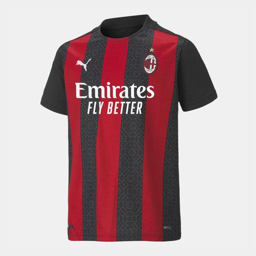 AC Milan Home Shirt 20/21 Kids
