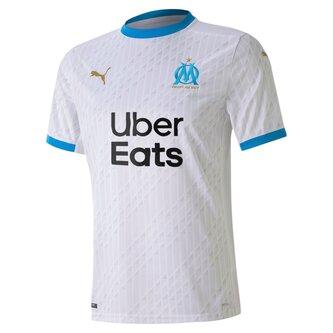 Marseille Home Shirt 20/21 Mens
