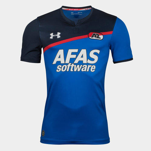 AZ Alkmaar 17/18 3rd S/S Football Shirt