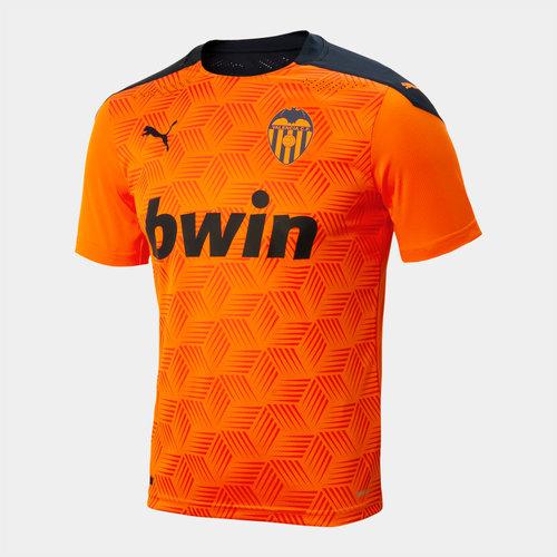 Valencia Away Shirt 20/21 Mens