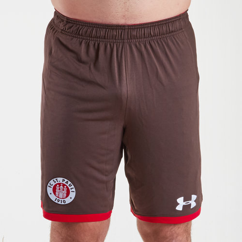 FC St Pauli 17/18 Home Football Shorts