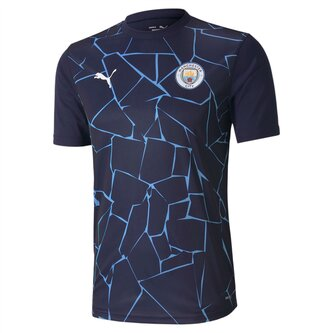 Manchester City Pre Match Shirt 20/21 Mens