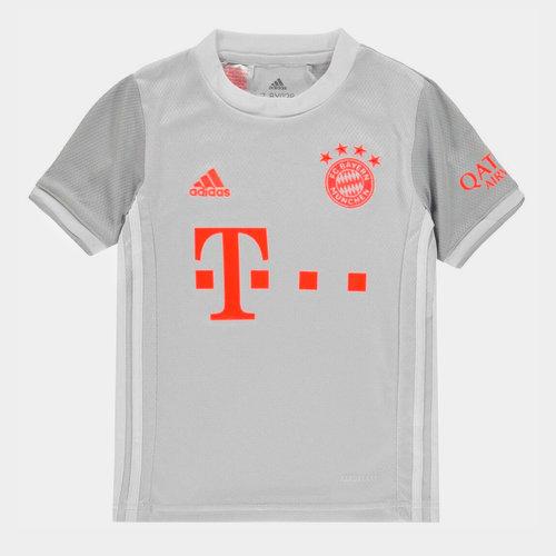 Bayern Munich Away Shirt 20/21 Kids