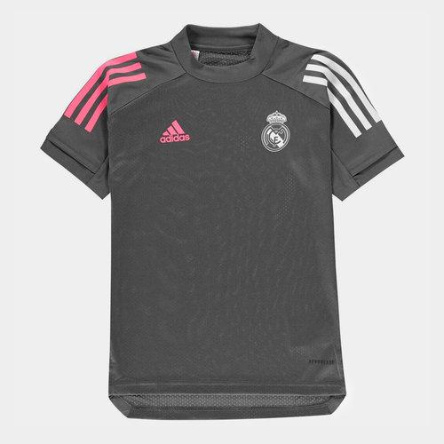 Real Madrid Training Shirt 20/21 Junior