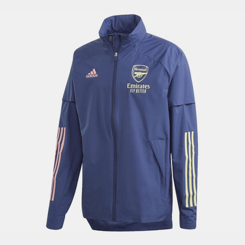 Arsenal All Weather Jacket 20/21 Mens