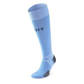 Manchester City Home Socks 20/21