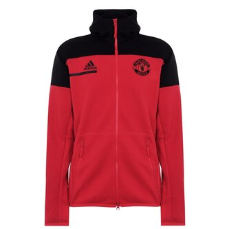 Manchester United ZNE Hoodie 20/21 Mens