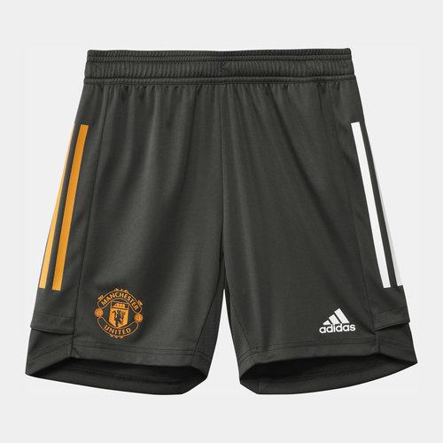 Manchester United Training Shorts 20/21 Junior