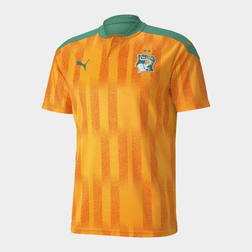 Ivory Coast Home Shirt 2020