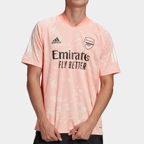 Arsenal European T-Shirt 20/21 Mens