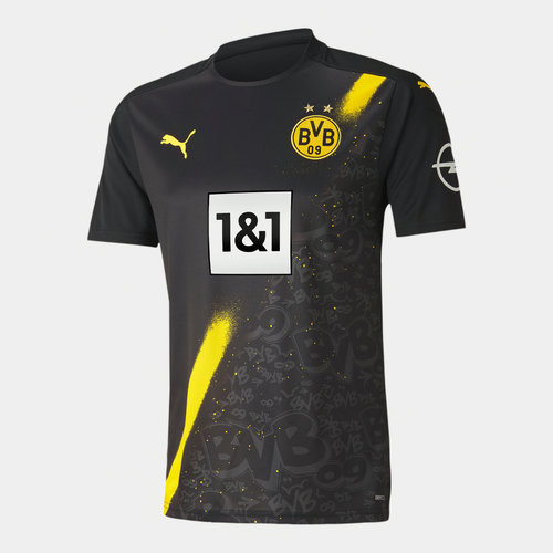 Borussia Dortmund Away Shirt 20/21 Kids