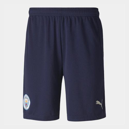 Manchester City Third Shorts 20/21 Mens