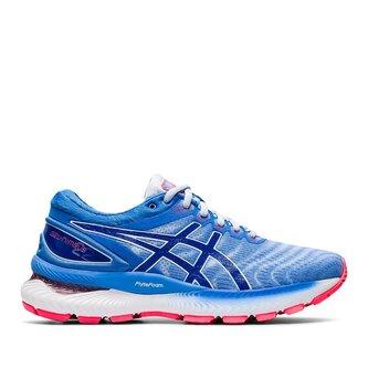 Gel Nimbus 22 Ladies Running Shoes