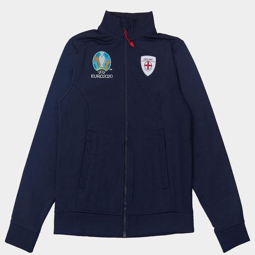 Euro 2020 England Track Jacket Junior Boys