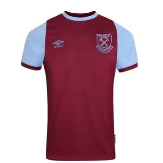 West Ham United Home Shirt 20/21 Junior