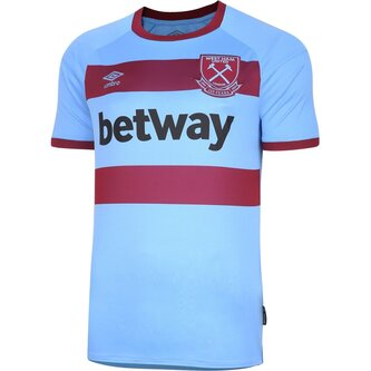 West Ham United Away Shirt 20/21 Mens