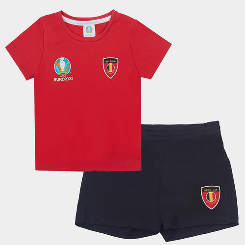 Euro 2020 Mini Kit Infant Boys