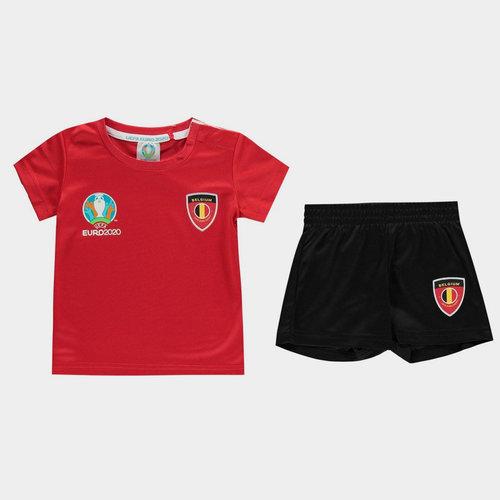 Euro 2020 Belgium Babykit