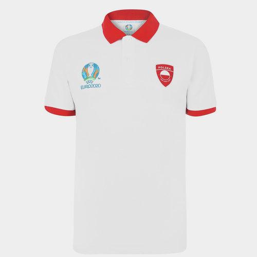 Euro 2020 Poland Polo Shirt Mens
