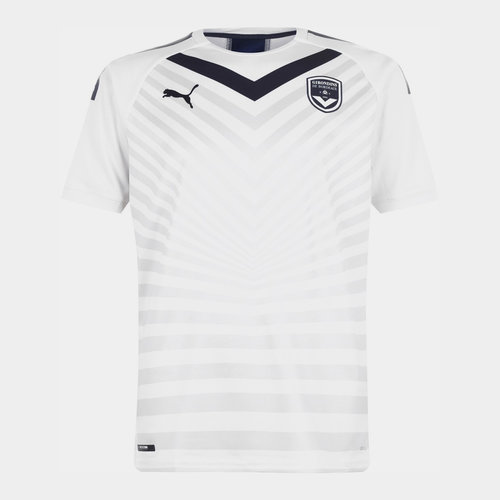 Bordeaux Away Shirt 19/20