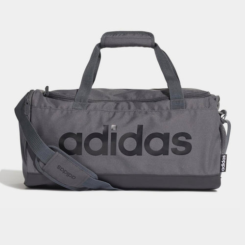 Linear Logo Small Duffel Bag
